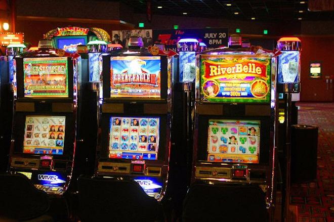 Выгодное развлечение для любителей азартных игр в казино Гаминаторслотс.