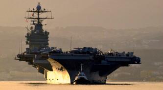 NI: Американские авианосцы — удобная мишень для ВКС России