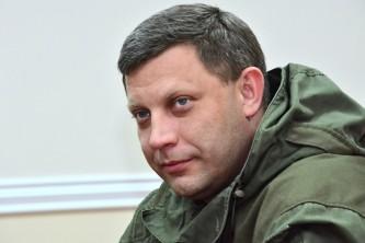 Захарченко объяснил, почему Порошенко до сих пор жив