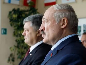 Лукашенко начал добывать газ на Украине