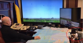 Турчинов: Украинские беспилотники будут мониторить всю территорию России