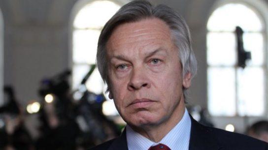 Пушков: Киев не сможет прокормить украинцев работающих сейчас в России