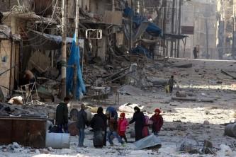 Европа отказывается принимать участие в восстановлении Сирии