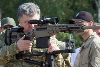 США подталкивают киевскую хунту к открытой войне с Донбассом