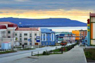 «Школа юного дипломата» открылась на Чукотке