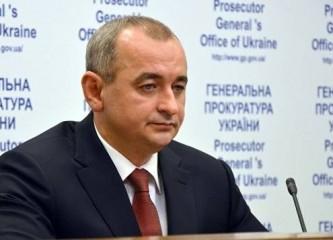 Военный прокурор Украины рассказал о количестве ВС РФ в Донбассе
