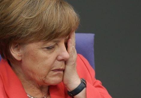 Отставка Ангелы Меркель откладывается на две недели