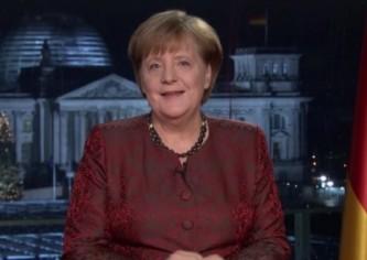 Немцы назвали бредом новогоднее обращение Ангелы Меркель