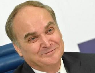 США боятся вступать в диалог с российским послом