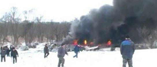Песков: Путин внимательно следит за ходом расследования катастрофы Ан-148