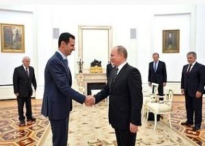Урегулирование сирийского конфликта переходит в политическую плоскость