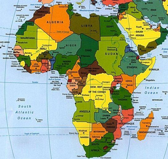 Вся Африка станет единой континентальной зоной свободной торговли