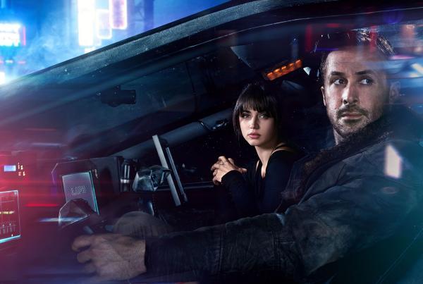 Музыка из фильма «Бегущий по лезвию 2049» Blade Runner 2049 OST