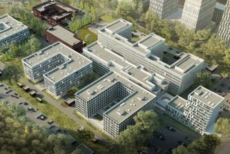 В Коммунарке построят больницу с роддомом