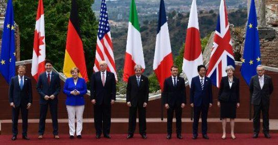 США поставили крест на «Большой семёрке»