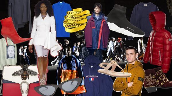 Самые горячие люксовые бренды моды