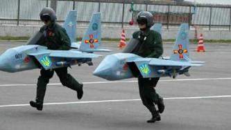 ВВС Украины приведены в полную боевую готовность