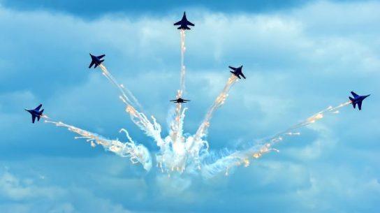 США с удивлением и горечью признали возрождение российской армии