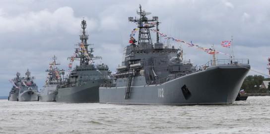 Эстония: Россия планомерно «выдавливает» НАТО из Балтики