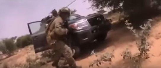 Боевики ИГИЛ расстреляли американский спецназ в Нигере