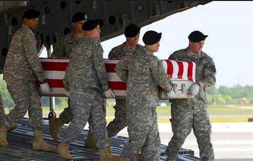 Март стал самым «смертоносным» для ВС США в борьбе с ИГ