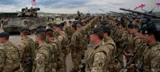 НАТО окажет Грузии военную помощь в размере 1 млн евро