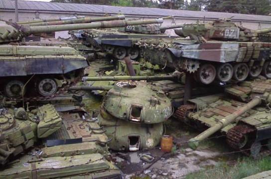 При атаке на Горловку ВСУ потеряли 9 танков и 18 человек убитыми