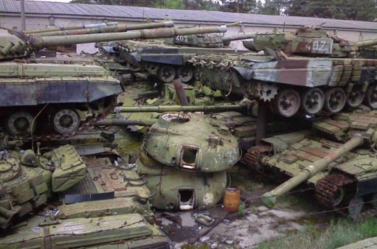 Почему украинская армия опозорилась на танковом биатлоне НАТО