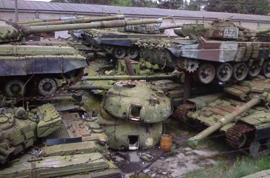«Укроборонпром» из-за России остался без военных контрактов