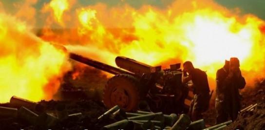 ВС Украины обстреляли территорию ЛНР