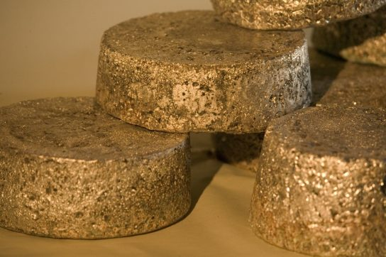Более 7-ми тонн золота получила Чукотка с начала года