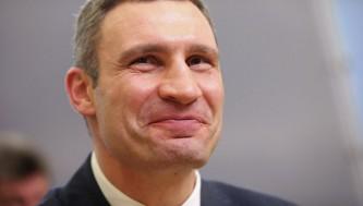 Виталий Кличко заговорил на «марсианском» языке