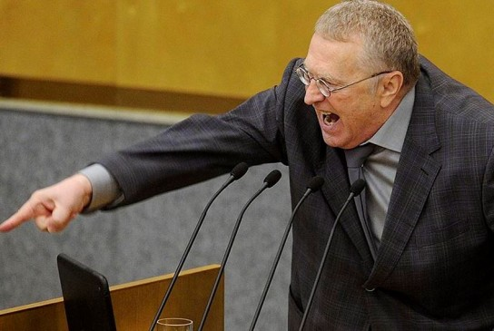 Жириновский потребовал отстранить Грудинина от участия в выборах