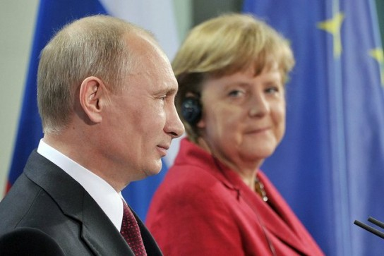 Меркель дала Трампу «пощечину» спрятавшись за спину Путина