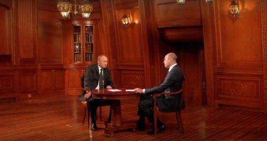 Интересные факты из жизни президента России Владимира Путина