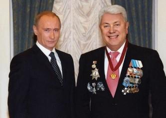 Винокур оценил чувство юмора Владимира Путина