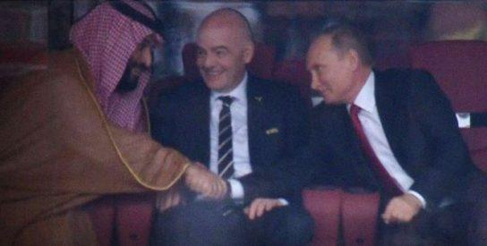 Объемы мировой добычи нефти будут определять Москва и Эр-Рияд