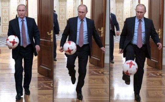 CNN: На фоне Мундиаля Путин забивает дипломатические голы