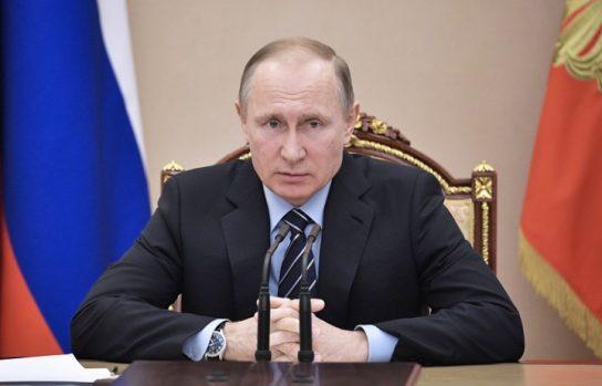Путин назвал проект «Северный поток-2» абсолютно деполитизированным