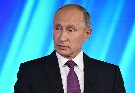 Путин призвал увеличить продолжительность жизни россиян до 80 лет и более