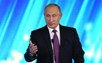 Путин: Москва готова к диалогу с Киевом