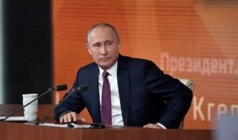 Путин рассказал о давлении на российский спорт и о ЧМ-2018