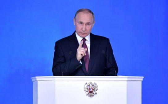 Путин: Сдержать Россию не удалось. Теперь Западу нужно осознать эту реальность