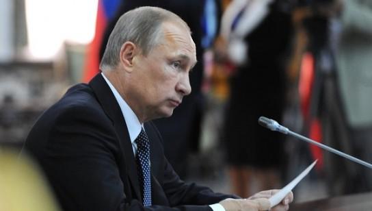 Путин подписал указ о дальнейшем развитии России