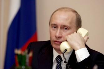 Путин провел телефонные переговоры с лидерами США, Саудовской Аравии, Египта и Израиля