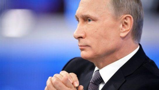Путин: Производительность труда должна увеличиваться на 5% ежегодно
