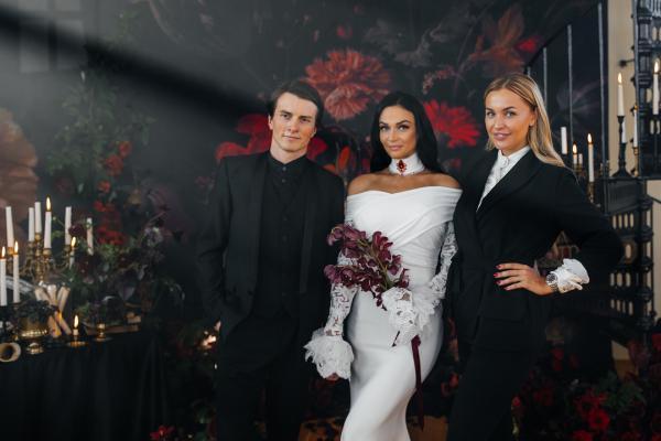 Свадебная фото Алены Водонаевой