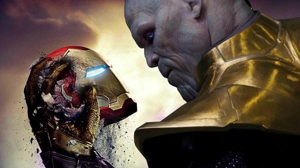 Тизер-трейлер «Мстители: Война бесконечности»