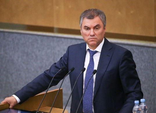 Глава Госдумы потребовал жестко ответить на «хамское» поведение США