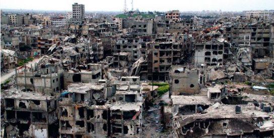 Террористам дали последний шанс добровольно покинуть Восточную Гуту